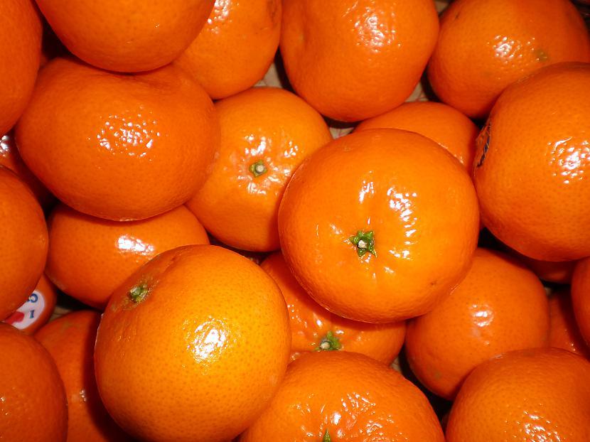 Mandarīna garšu var noteikt... Autors: 420weedscopr420 Par mandarīniem un to izvēli!