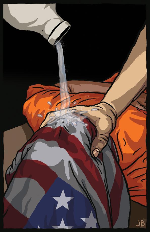 nbspWaterbordings  slapja... Autors: Flaming 9 šausmīgi spīdzināšanas veidi