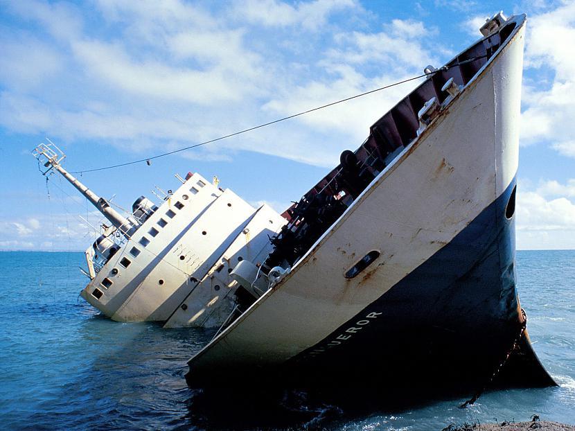 Titulbilde Autors: LielaisLempis Pamesti kuģi...