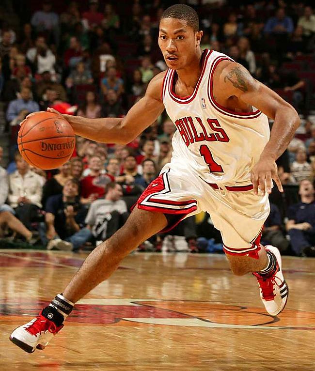 Derrick Rose 201112 sezonā... Autors: Fosilija NBA Spēlētāju algas 2011-12 sezonā.