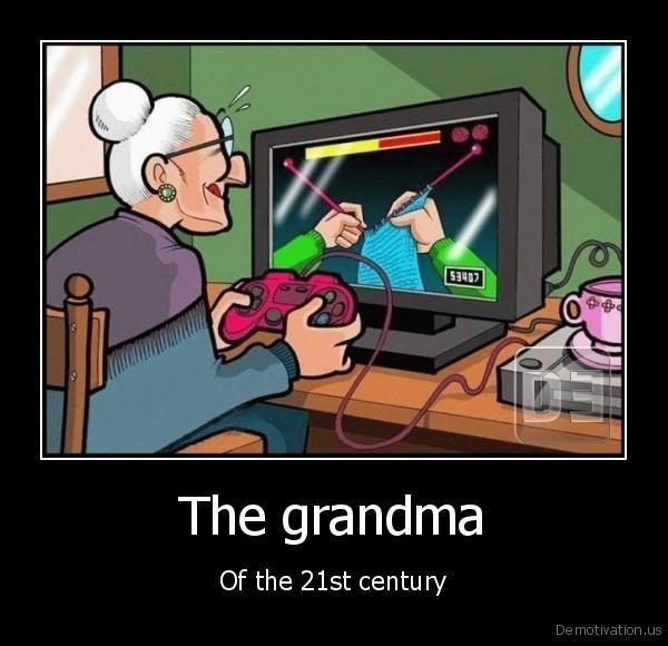 6 mana vecmāmuļa Autors: Peerle12 Uzsmaidi man! :)