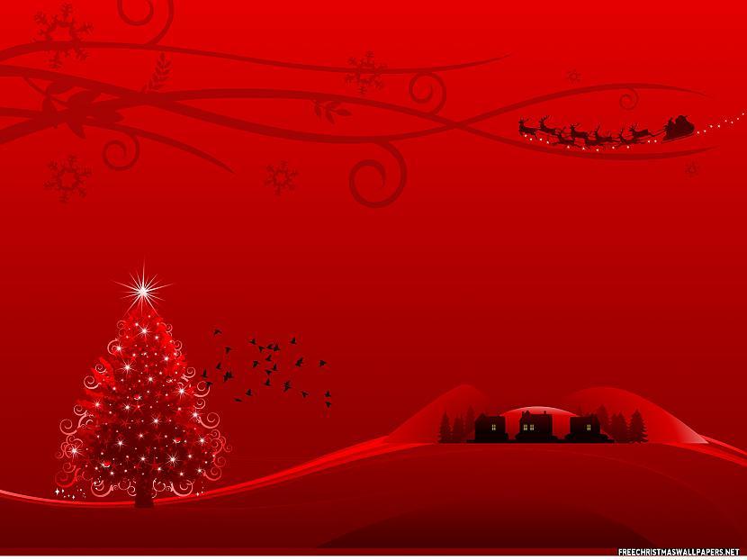 Autors: Fosilija Ziemassvētku Wallpapers