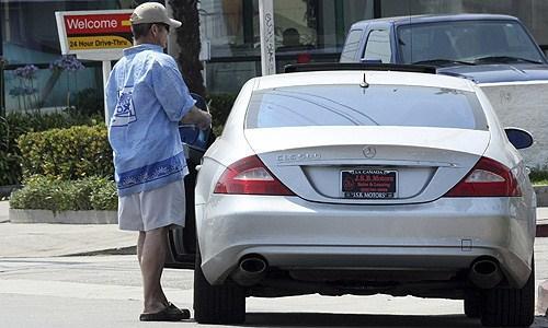 Mel Gibson  72000 MercedesBenz... Autors: Moradi Slavenību auto 3