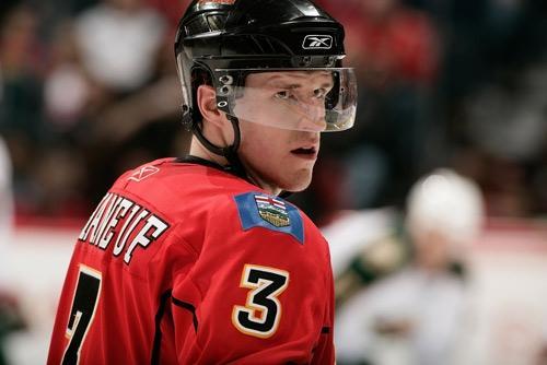 NHL viņš debitēja 2005 gadā... Autors: Hokeja Blogs Dions Fanefs