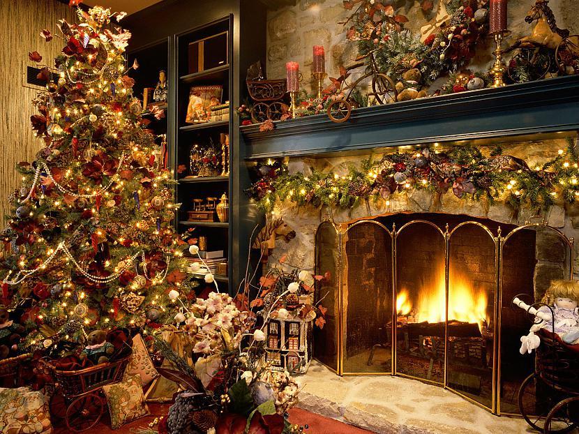 ziemassvetki sabraukusi visu... Autors: cezijscs Jautri dzejolīši + ziemassvētku attēli