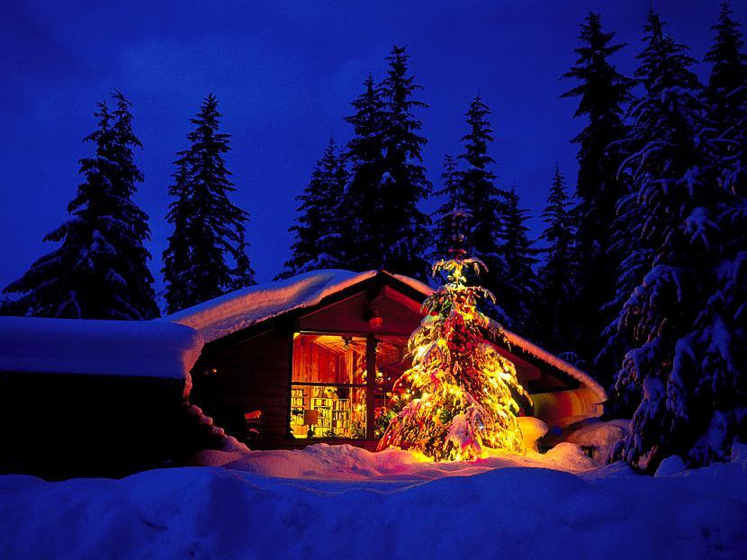 Kad manī mostas dižais senču... Autors: cezijscs Jautri dzejolīši + ziemassvētku attēli