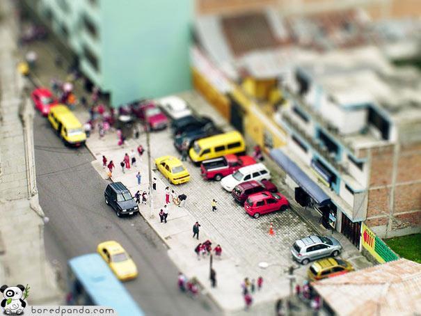 Autors: Rolix322 Pasaule miniatūrās