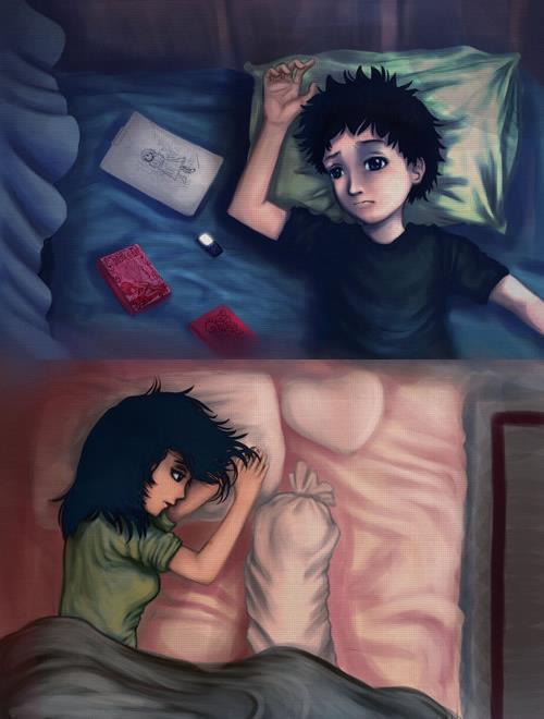 Autors: Rawrrrr Never let you go . ♥