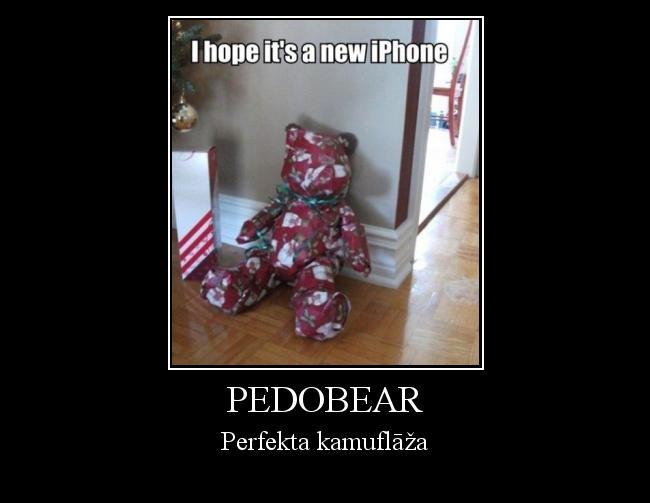 Autors: Diagnose Pedobear