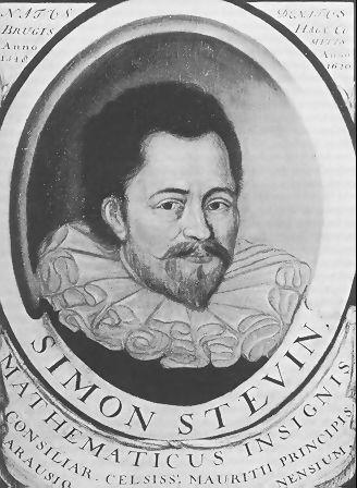 Saimons Stevins   vācu... Autors: roza ruksits Kilogram rašanās