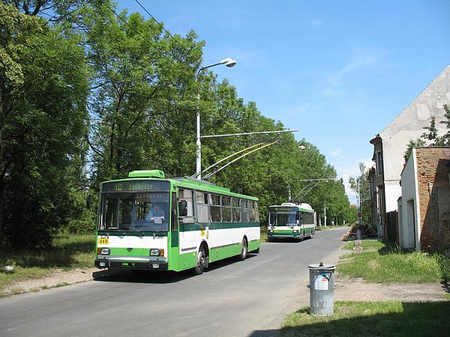 Čehijas trolejbusiCERU KA... Autors: trions Trolejbusu satiksme pasaulē