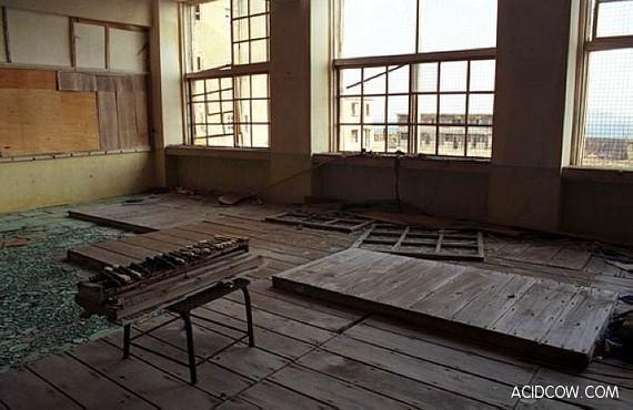 Autors: SainTeX Abandoned japanese island