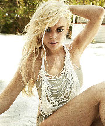 Autors: trick Lindsay Lohan
