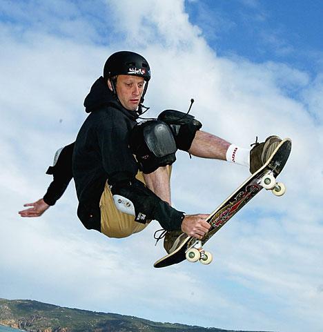Tonijs Hauks angļu Tony Hawk... Autors: SIDS81 5. daļa, daži no labākajiem sportistiem pasaulē