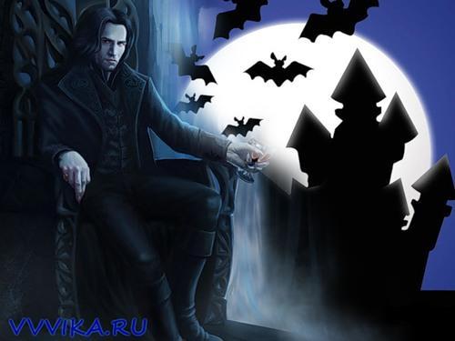 Par scarono tēmu ir dažādi... Autors: ad1992 Kā kļūst par vampīru?