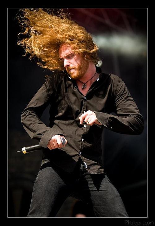 Mikael Stanne  grupas... Autors: Theos Dark Tranquillity
