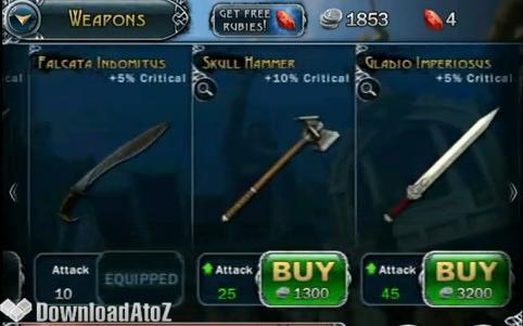 Šeit arī var pirkt ieročus... Autors: geju Geju Gejs Labas app. priekš tava Android