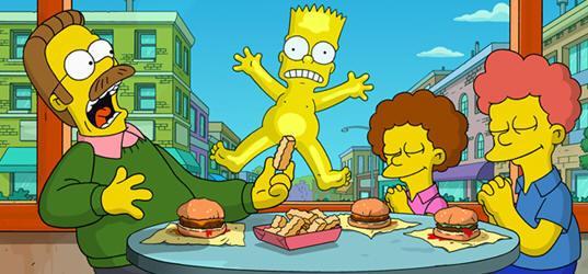 Hmm Simpsoniem vienmēr ir... Autors: LielaisLempis Nedzirdēti fakti par Simpsoniem.