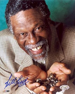 Karjeras stastika NBA zemāk Autors: Fosilija Bill Russell
