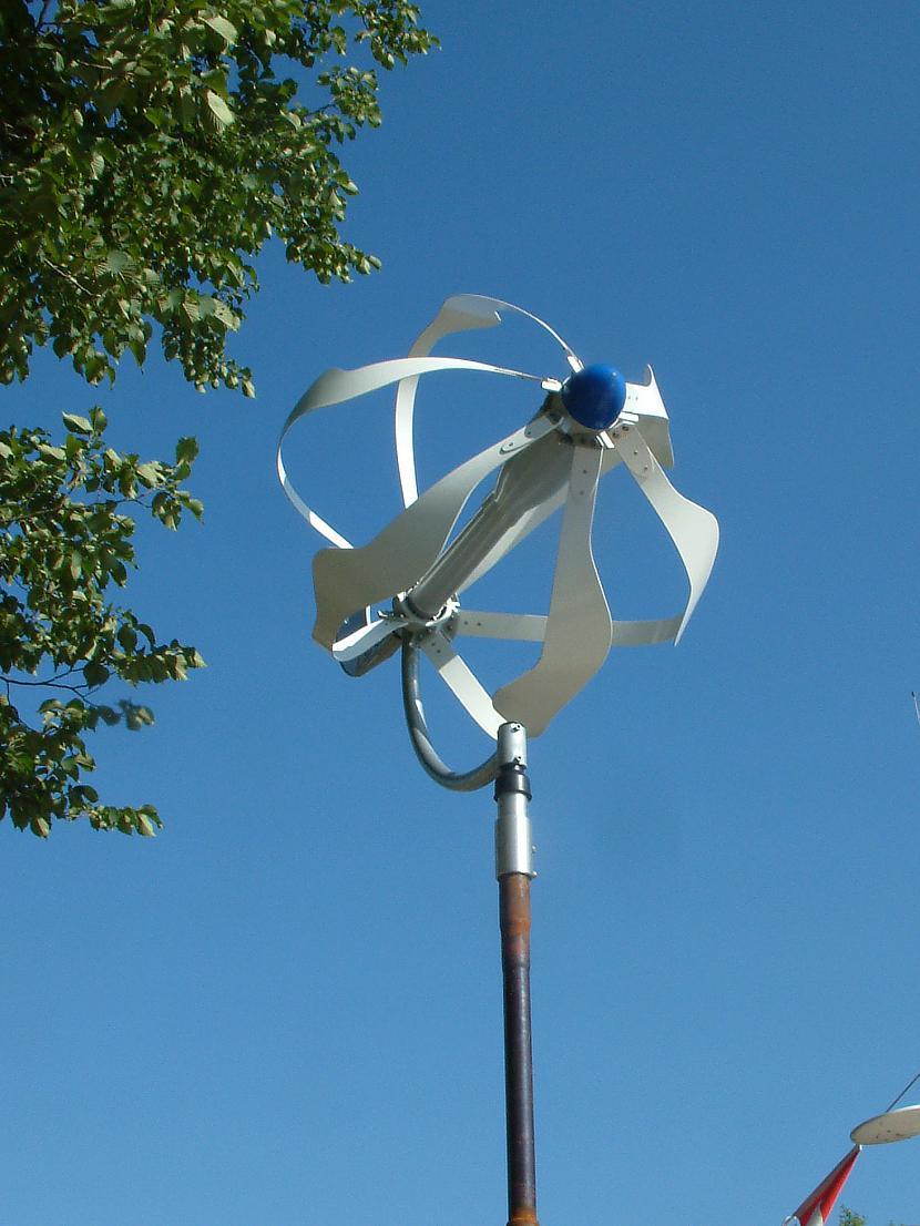 Autors: Meunis Likt vējam strādāt