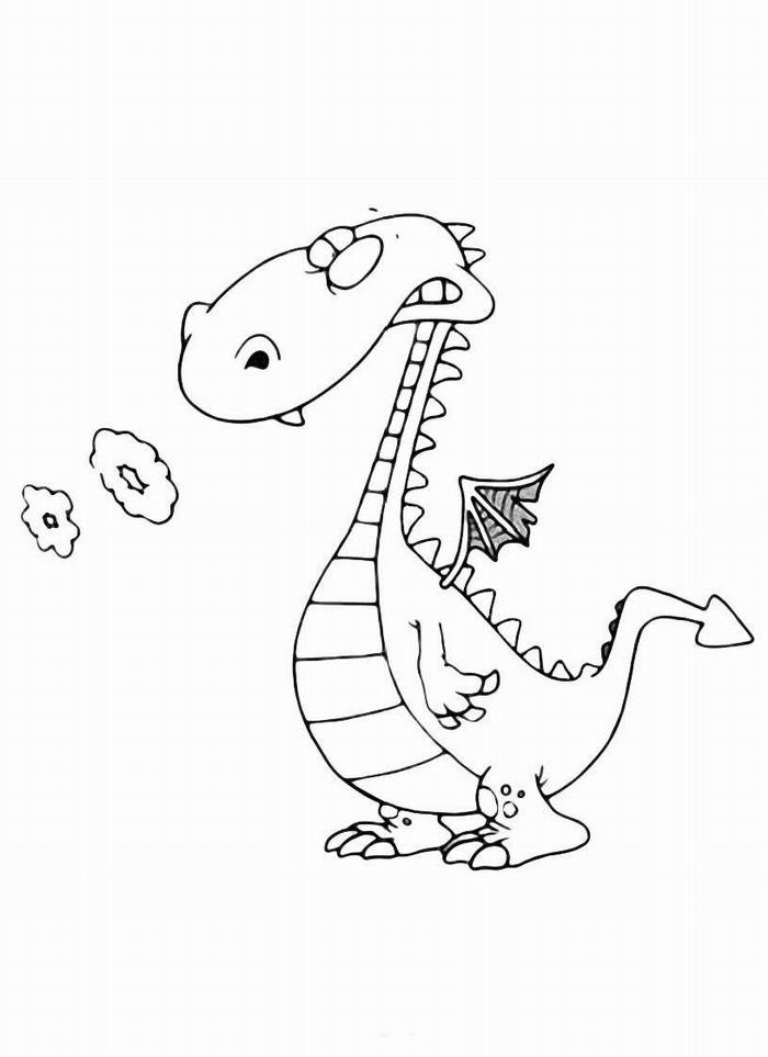 Здесь представлен огромный выбор трафаретов и шаблонов с драконами для детей.  Это смешные, милые и совсем...