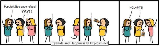 Autors: dagelio Cyanide & Happiness 1