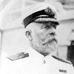Kapteinis Edvards Džons Smits Autors: Grebe Titanic pirmais un pēdējais jūrasbrauciens