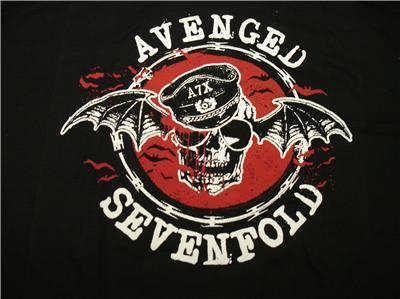 Autors: Šamandeļka Avenged Sevenfold (A7X)