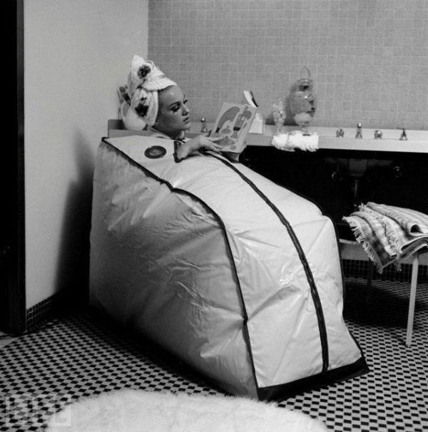 Somu portatīvā sauna 1962 Autors: dea nejēdzīgi izgudrojumi.