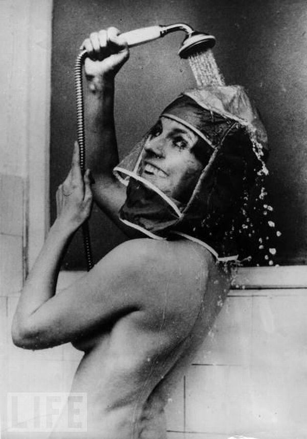 Dušas cepure 1970  Sievietēm... Autors: dea nejēdzīgi izgudrojumi.
