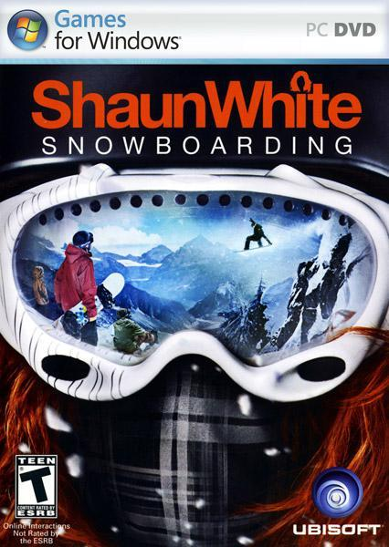 Shaun White Snowboarding THE GAME.