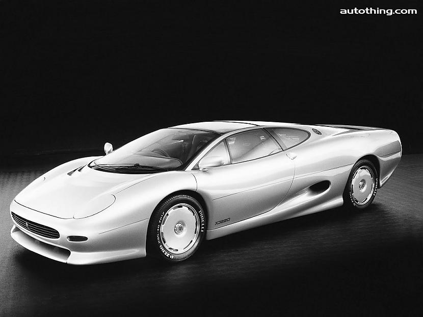 7 Jaguar XJ220 217 mph  060 40... Autors: NosoDitaa Atrako mashinu TOP 10