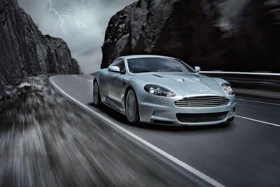 41 Aston Martin DBS  191mph Autors: PankyBoy 50 ātrākie auto pasaulē
