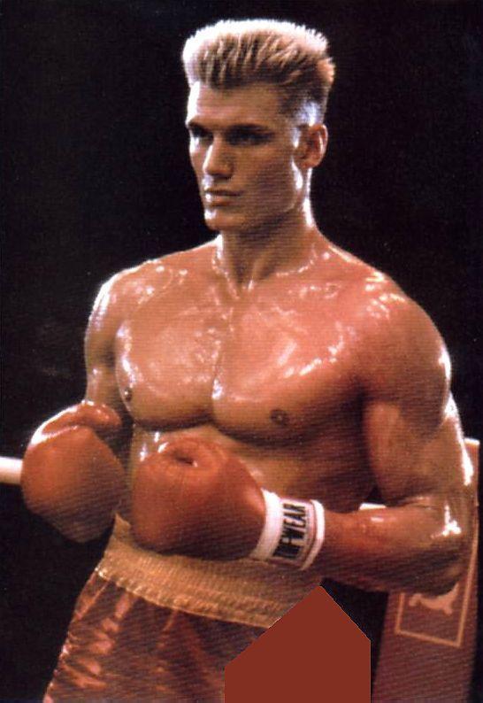Ivans Drago Viens no... Autors: PankyBoy 10slaveni bokseri