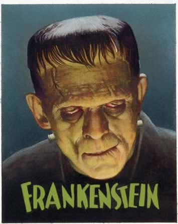 Frankenšteins ir Mērijas... Autors: The Diāna populārākie helovīna briesmoņi