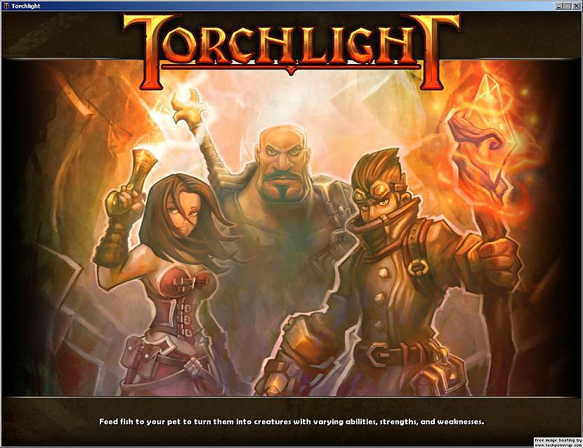 RPG: Torchlight