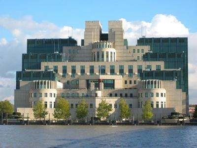 MI6 Apvienotās Karalistes AK... Autors: Citizen Cope Pasaules top specvienības