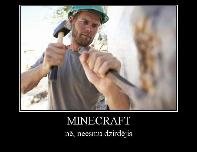 Autors: Fosilija Minecraft