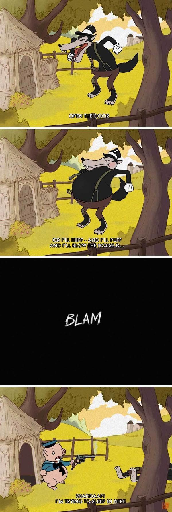 Autors: hupapupa dazi komiksi