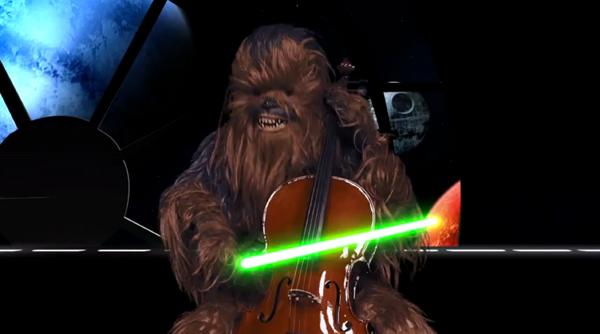 Autors: awoken Cello wars (star wars parody)