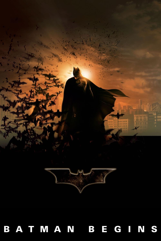 Смотреть Бэтмен Начало / Batman Begins - онлайн.