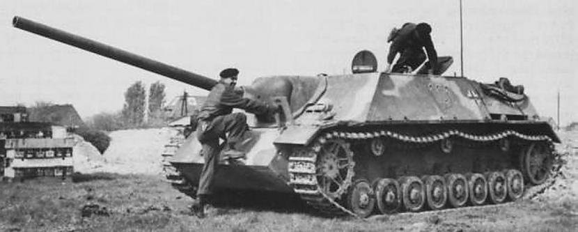 Tomēr 1944 gadā visas tanku... Autors: cornflakes WW2 vācu tanku-iznīcinātāji un mobilā artilērija