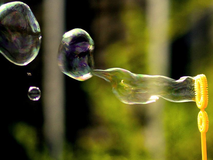 Burbuļi Vēl scaronad tad... Autors: ZveeRiņš Bērnības garša.