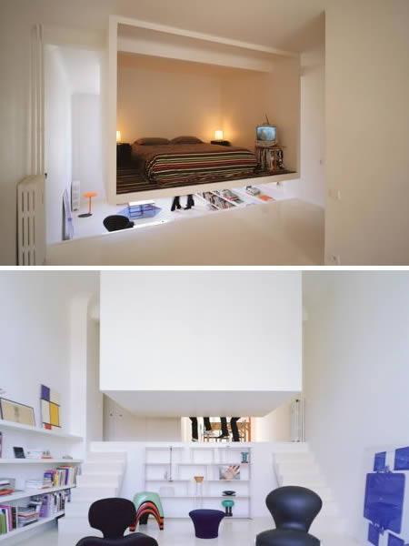 Guļamistaba bēniņos diezgan... Autors: AldisTheGreat 12 Superīgas guļamistabas.