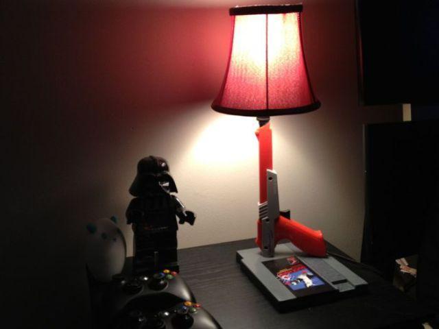 Autors: WeakBlast Bērnības cienīga lampa