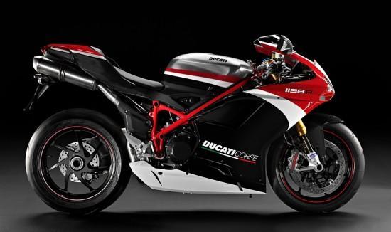 No 7 Ducati 1198R Motors... Autors: esesmudonors Top 10 Ātrākie Moči >>>
