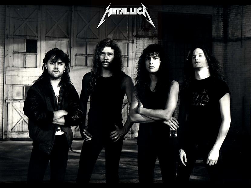 Grupu Metallica 1981gadā... Autors: LifeFucker Leģenda- Metallica.
