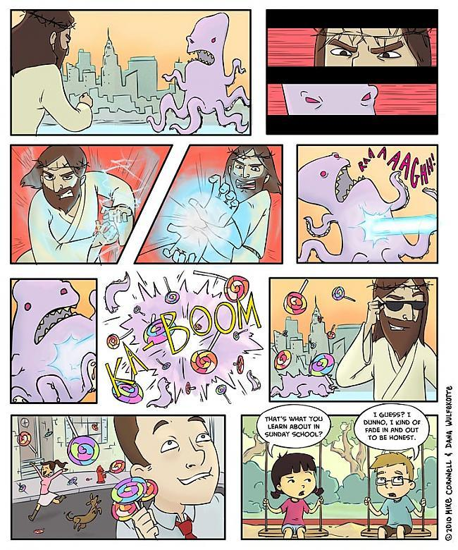 Autors: princeseleldeinboxlv komiksi