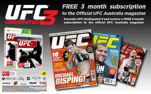 1 Autors: Fosilija UFC undisputed 3