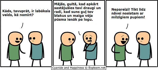 Autors: Aeroz Tulkoti komiksi